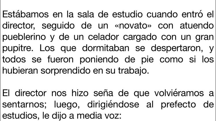 Madame Bovary [Español] screenshot-4