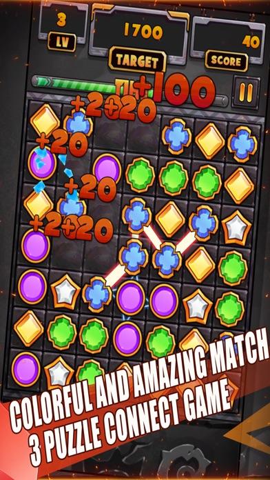 Jewels Link Puzzle screenshot one