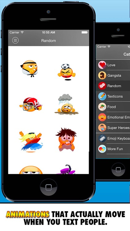 New Emoticon Keyboard - Extra Emojis for iOS 8