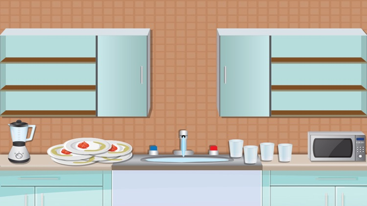 Restaurant Clean Up - Kids dirty room cleaning, decoration and makeover game screenshot-4