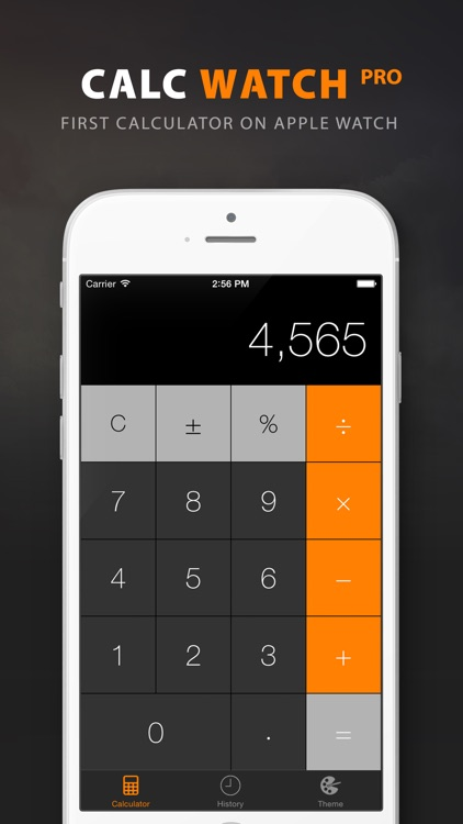 Calculator Watch Pro Free