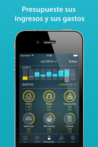Money Pro: Personal Finance screenshot 1