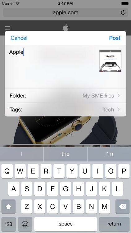 Storage Made Easy Cloud File Manager for Sector