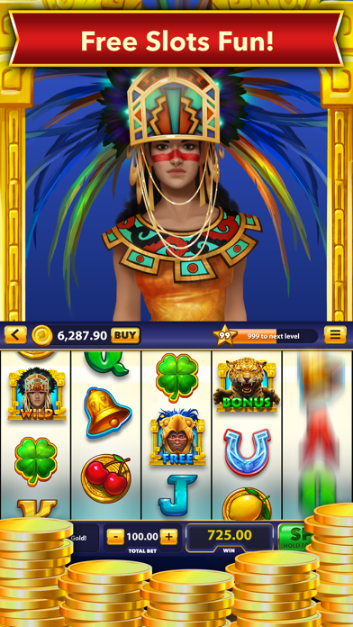 Fortune Slots - Free Vegas Spin & Win Casino!-0