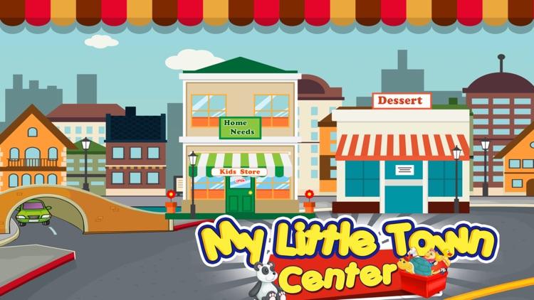 My Little Town Center screenshot-4