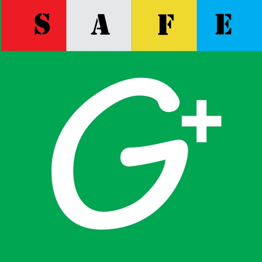 Safe web for Google Plus: secure and easy G+ mobile app with passcode.