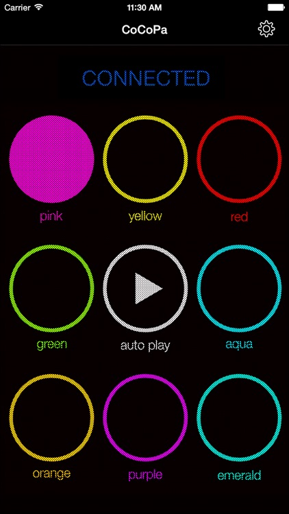 CoCoPa - A Color Control Party! for Philips hue