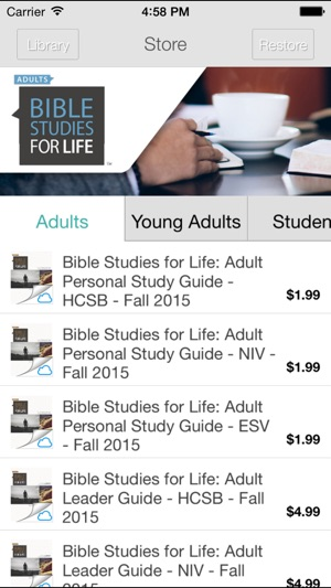 Bible Studies for Life on the App Store