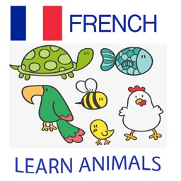 Learn Animals in French Language