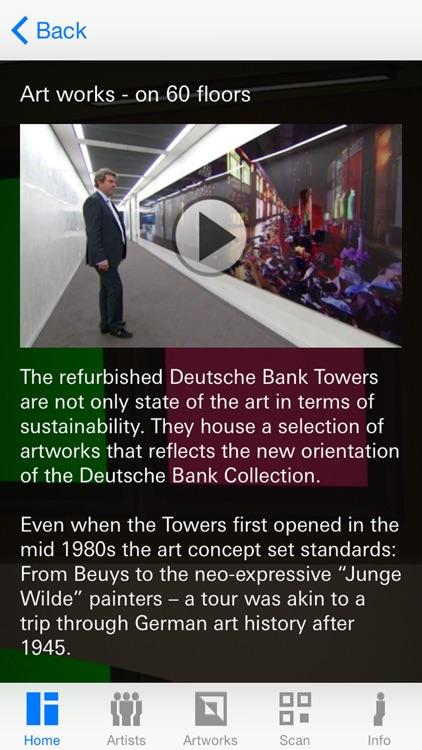Deutsche Bank Art works Frankfurt screenshot-3