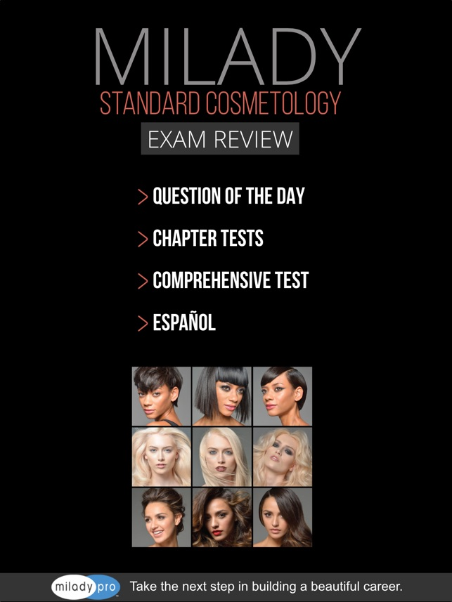Miladys standard cosmetology 2016 exam review on the app store fandeluxe Gallery
