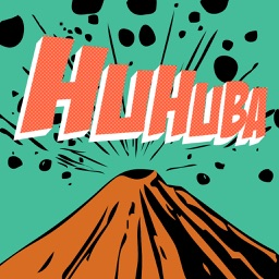 HuHuba: Indian Comics