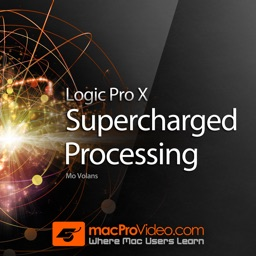 Supercharged Processing for Logic Pro X