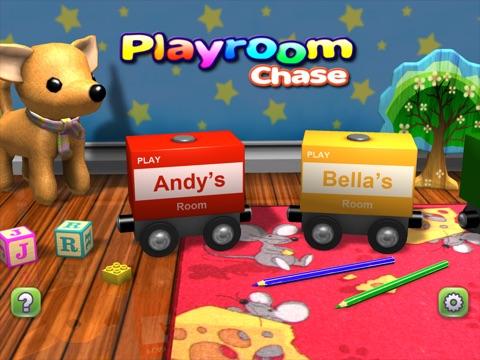 Playroom Chase на iPad