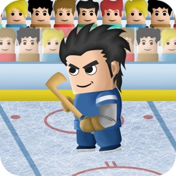 Mini Ice Hockey Skating Rink Battle Challenge Lite