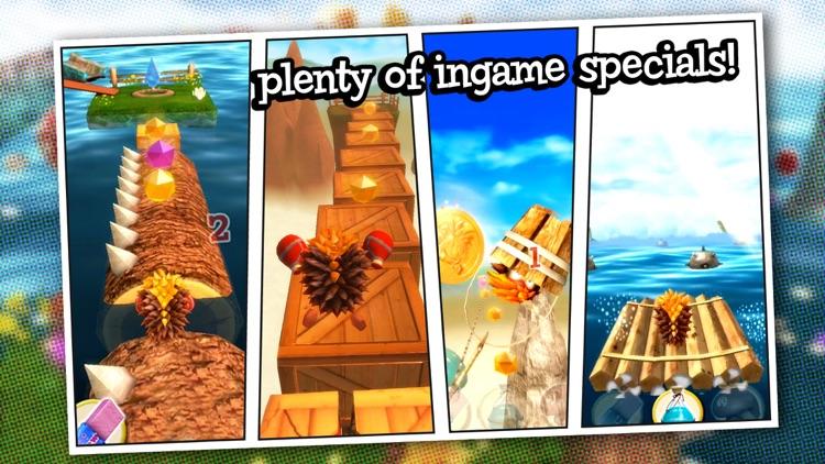 Crazy Hedgy - Beat 'em up 3D Platformer screenshot-3
