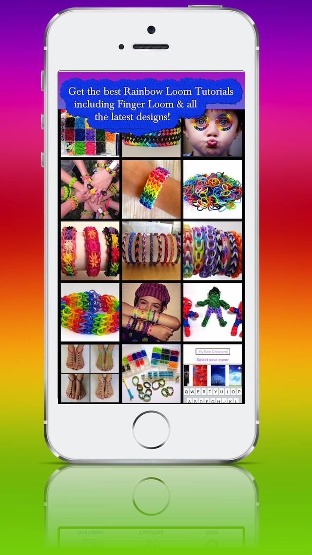 Rainbow Loom Pro Screenshot