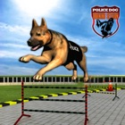 polizia scuola di addestramento del cane icon