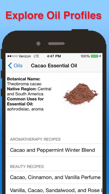 Essential Oil Essentials screenshot-3