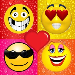 Animated Emoji Icons Free - First Funny Emojis Stickers for