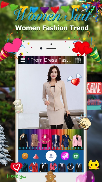 Women Suit Fashion - Office Suit - Hot Girl Suit - Girl Fashion screenshot-3