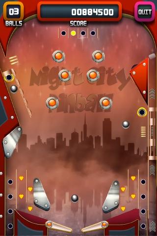 Night City Pinball Ultimate - náhled