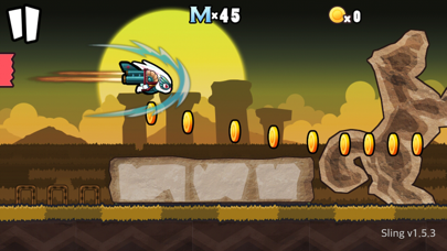 Rabbit: Crazy Running screenshot three