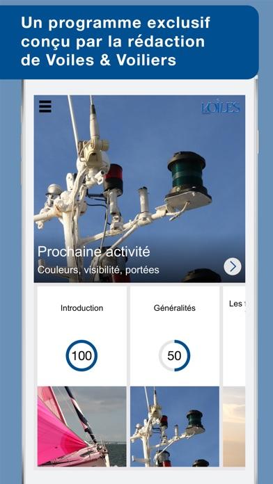 download Feux & marques des navires - Voiles et voiliers - Au programme du Permis Côtier apps 0