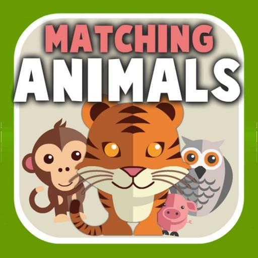 Matching Animals - Free