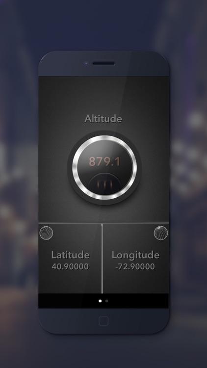 Altitude Meter Plus