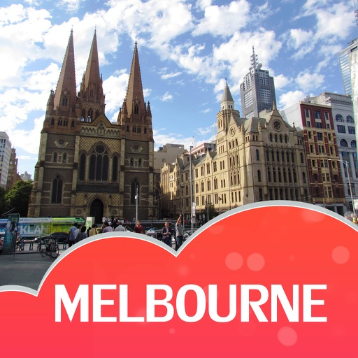 Melbourne City Offline Travel Guide