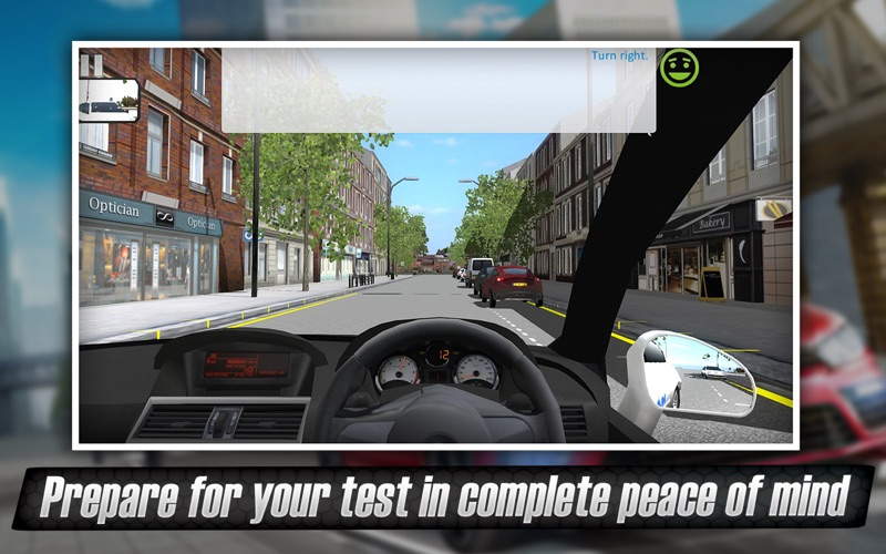 Screenshot #5 for 3D Driving Simulator - Master your vehicle