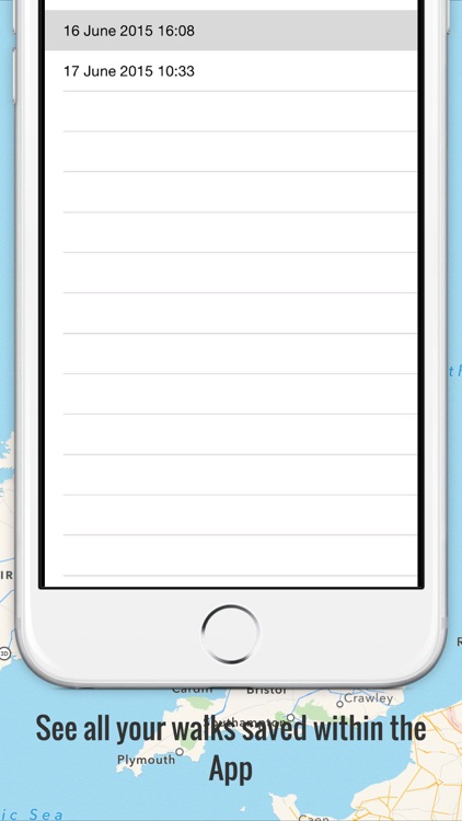 Walk Tracker - Track Your Walks screenshot-3