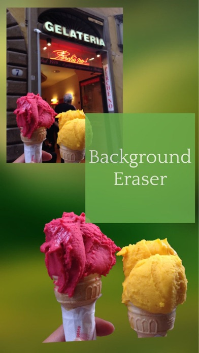 Background Eraser - 사진합성 for Windows