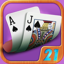 Jackpot Blackjack 21 Free - Vegas Card Casino Games
