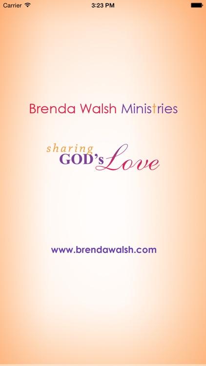 Brenda Walsh - Sharing God's Love