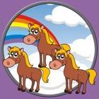 meus filhos e cavalos - Jogo livre icon