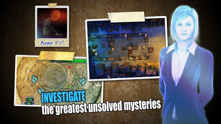 Secret Case - Paranormal Investigation - A Hidden Object Adventure (FULL)
