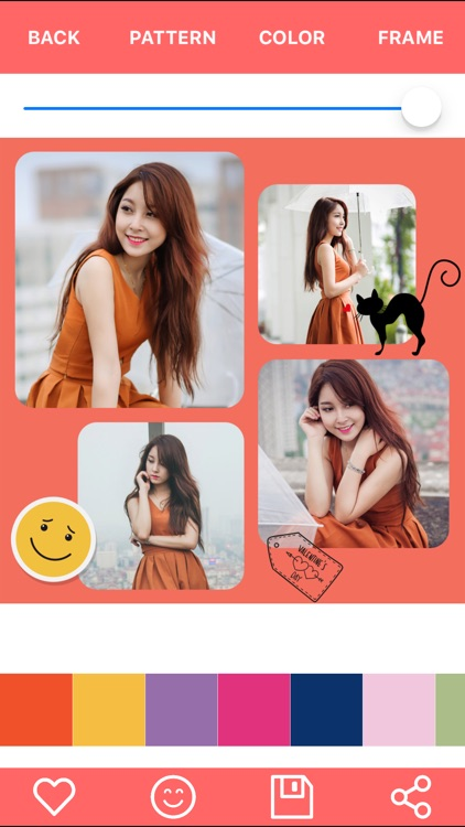 Photo Collage Frames - Photo Collage Maker - Grid Collage screenshot-4