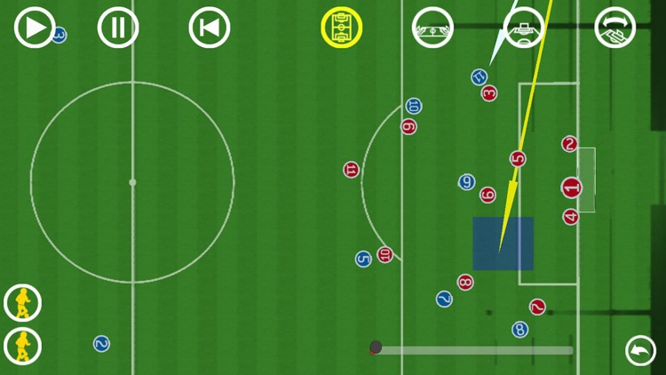Football 3D Phone screenshot-1