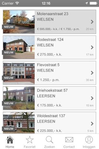 Screenshot of Van Engelenburg