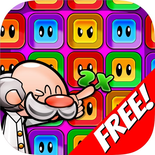Bop The Blox FREE icon