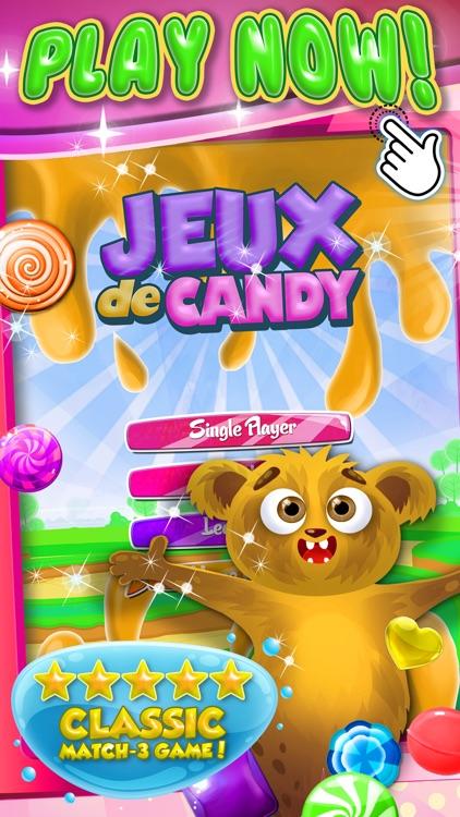 Jeux de Jewel Candy Edition de Noël 2016 - Jeu de Logique Amusant Pour les Enfants Gratuit screenshot-4