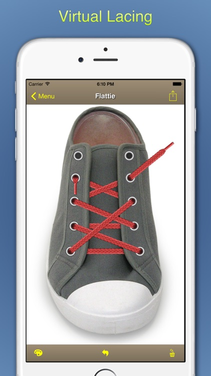 Ian's Laces - How to tie and lace shoes screenshot-4