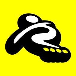 Роллер (Roll IN Line ru) видео уроки как кататься на роликовых коньках для начинающих и не только