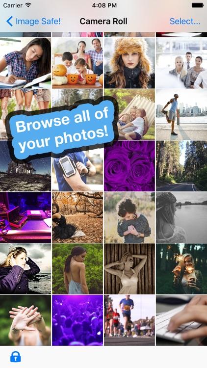 Image Safe! screenshot-0
