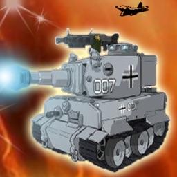 Violent Tank - The upgraded version of NES Battle City