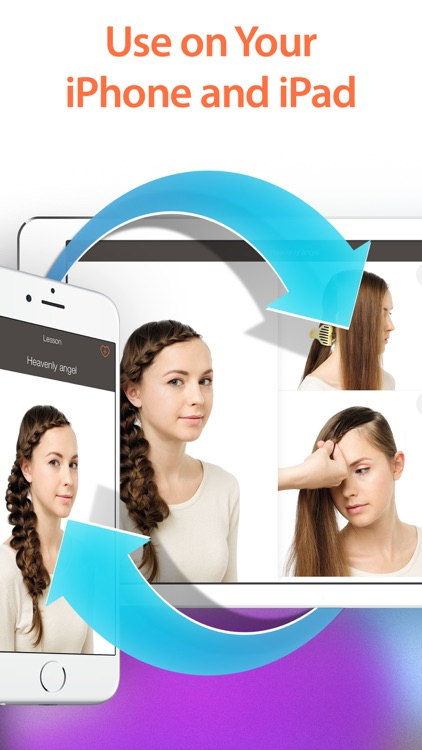 WOW Hairstyles Premium! 400+ Braid Hair Tutorials for Girls and Ladies with Step-by-Step Photos screenshot-4