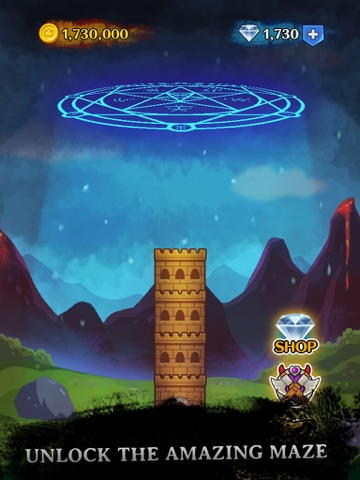 Dungeon Quest Rival - explore the underground monster worldのおすすめ画像1