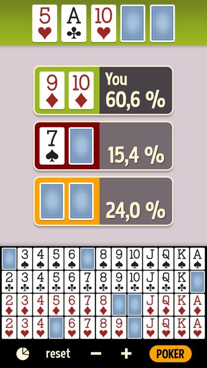 Odds Calculator Poker - Texas Holdem Poker
